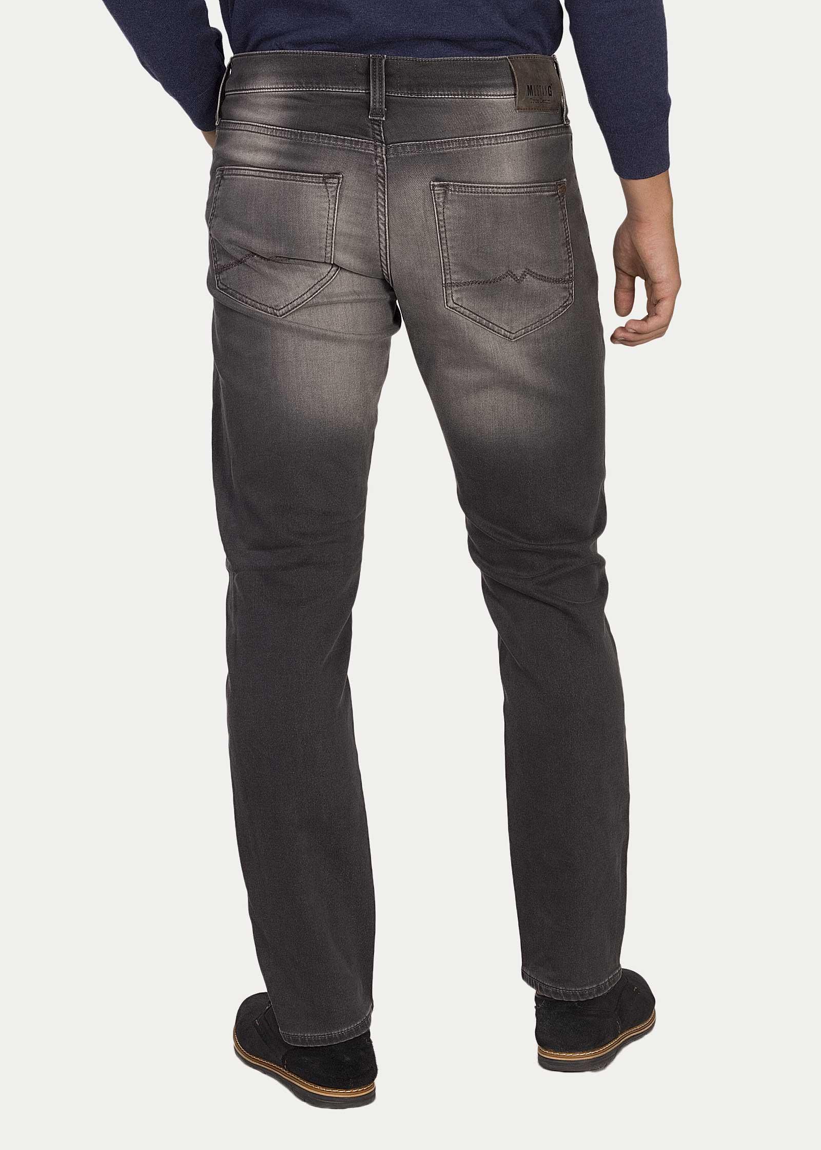 m skie spodnie mustang oregon tapered k 883 medium bleach 1006793 4000 883. Black Bedroom Furniture Sets. Home Design Ideas
