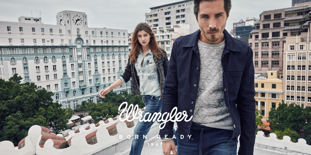 Wrangler® Born Ready Fall - Winter 2016