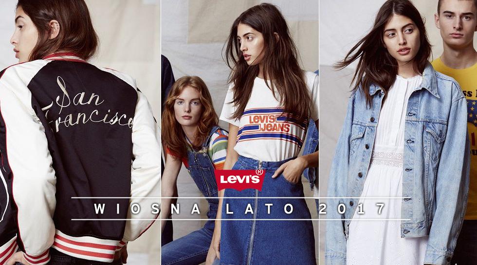 Levi's® Wiosna/Lato 2017