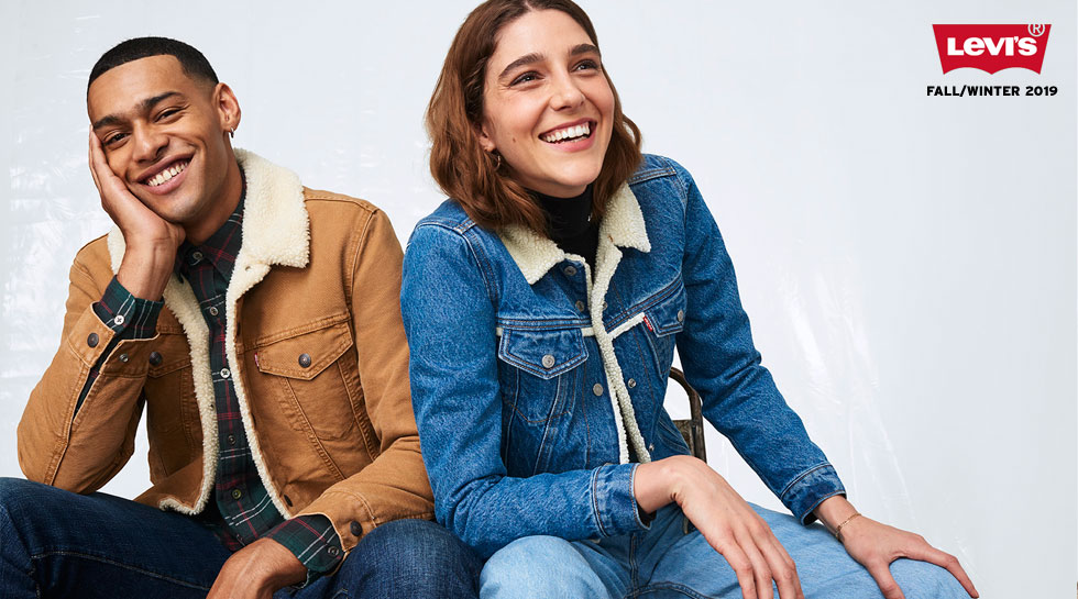 Levis® Jesień - Zima 2019 | Levis® Fall-Winter 2019