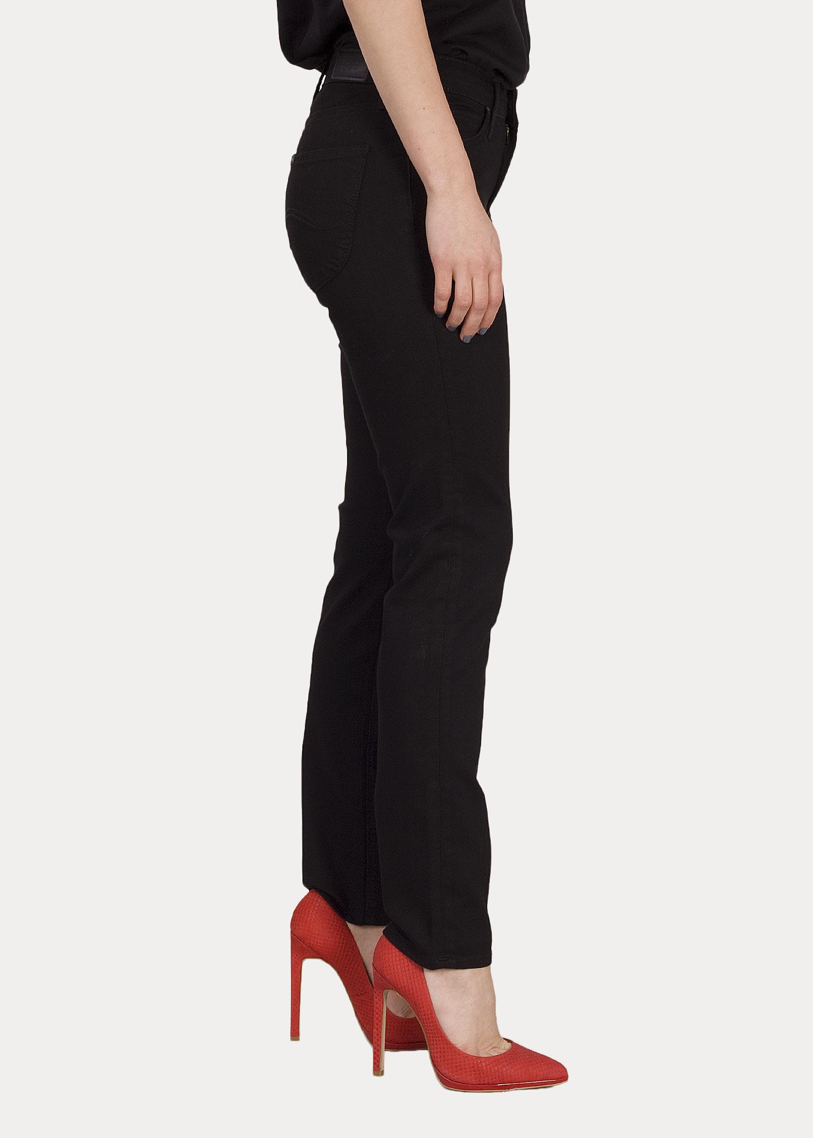 fcb692f4cc Damskie Spodnie Lee® Elly - Black Rinse (L305FS47) - Jeans24h.pl