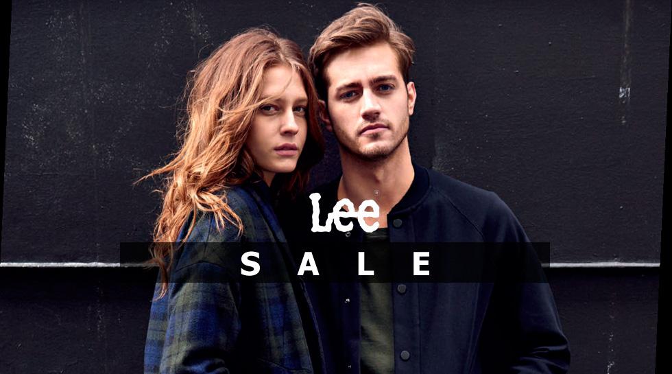 Lee® Sale - starsze kolekcje, końcówki sezonu