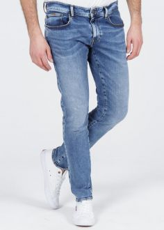 Cross Jeans® Tapered - Blue(105) (F-152-105)