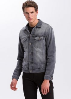 Cross Jeans® Jacket - Grey(041) (A-315-041)