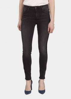 Mustang® Mia Jeggings - Denim Black (1009316-4000-885)