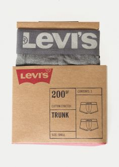 Levi's® Bodywear 2 Pack 200sf Trunk - Mid Denim (945005001824)
