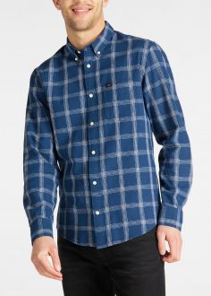 Lee® Button Dowm - Washed Blue (L880DALR)