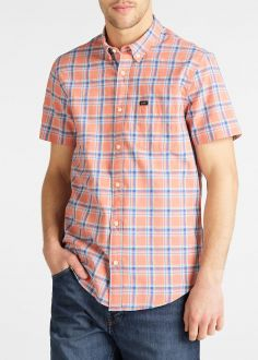 Lee® Button Down - Paprika (L886DGNI)