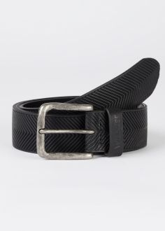 Męski Pasek Wrangler® Arrow Belt - Black (W0G5U1100)