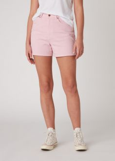 Wrangler® Jeanies Mom Short - Orchid Pink (W22DMHP10)