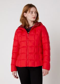 Kurtka Damska Wrangler® Transitional Jacket - Mars Red (W4R8WRX3A)