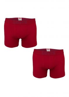 Levi's® Bodywear 2 Pack 200sf Boxer Brief - Red (9450020010720)
