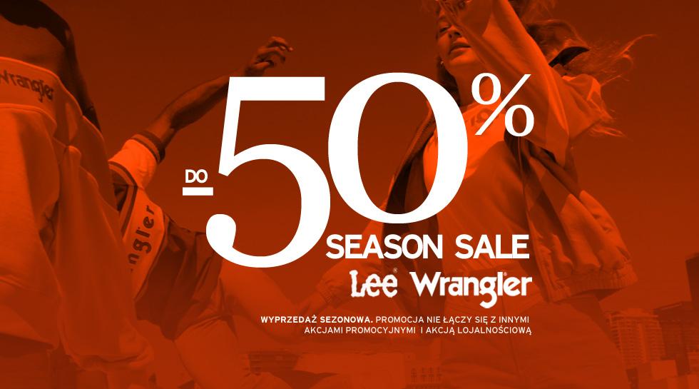 Summer Sale Wrangler®/Lee® w Jeans24h