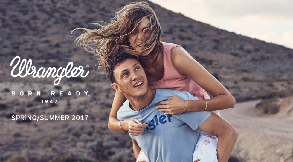 Wrangler® Wiosna/Lato 2017