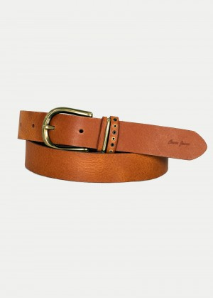Cross Jeans® Belt - Cognac (295)