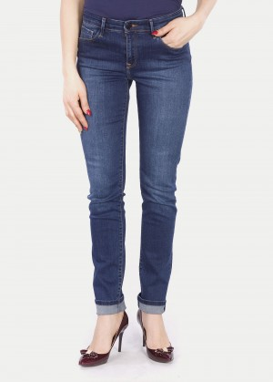 Cross® Jeans Anya - Dark Blue