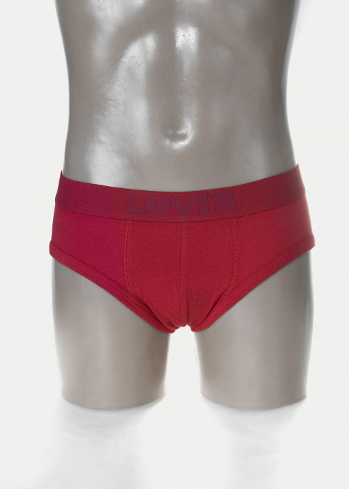 Levi's® Bodywear 2 Pack 200sf Brief - Red