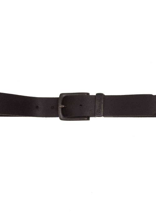 Wrangler® Pasek Męski Basic Metal Loop - Brown