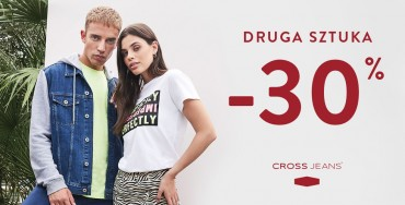 Cross Jeans® Drugi produkt -30%