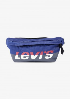 Levi's® Logo Sling - Royal Blue