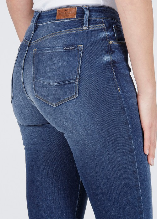 Cross Jeans® Alan Skinny Fit - Blue (188)