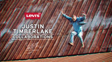 Justin Timberlake Collection Fresh Leaves Levis