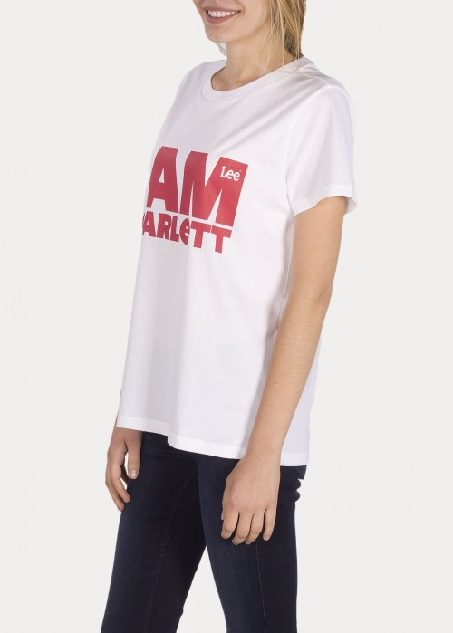 Lee® Scarlett Tee - White
