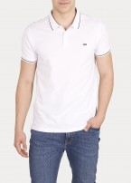 Lee®pique Polo - Bright White