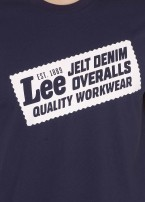 Lee® Heritage Tee - Dark Navy
