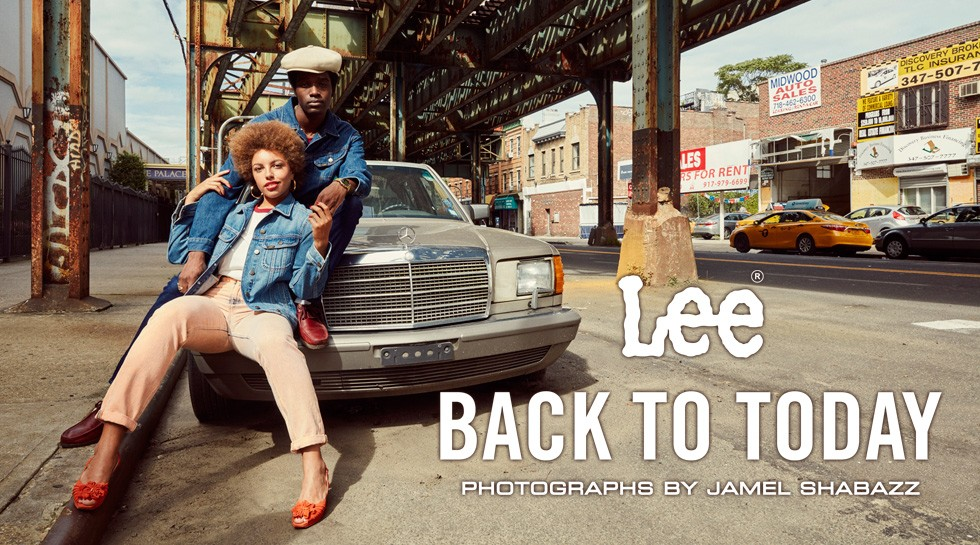 Lee Back to Today Jamel Shabazz HipHop photos colaboration