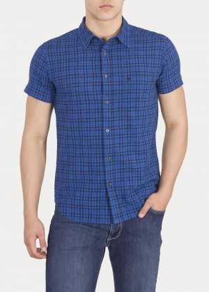 Wrangler® Ss 1pkt Shirt - Turkish Sea