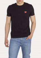 Wrangler® Sign Off Tee - Black